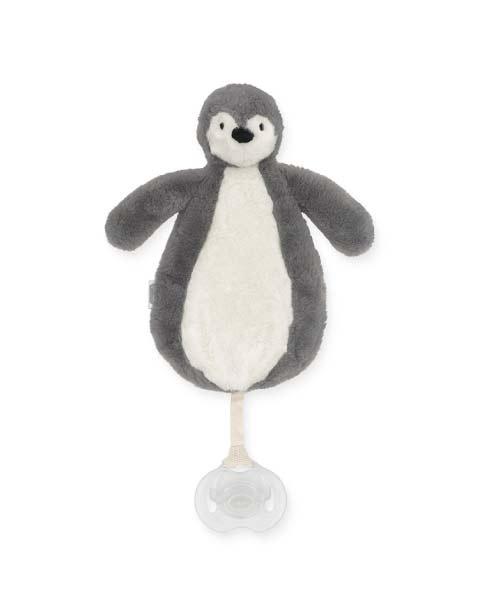 Jollein-Speendoekje-Pinguin-Storm-Grey