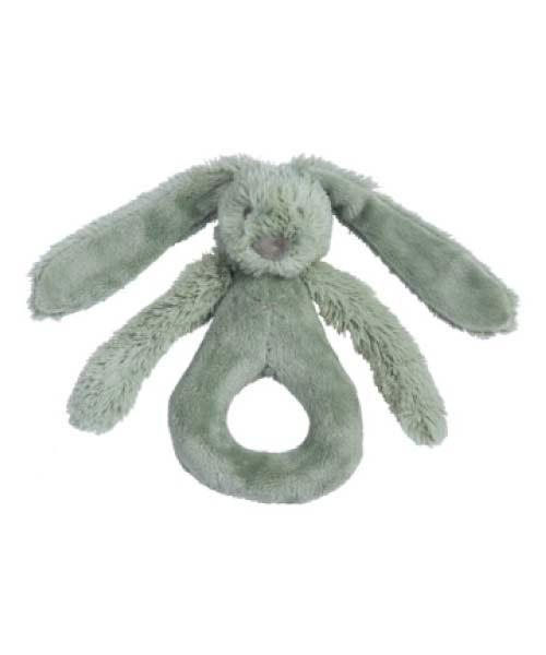 Happy Horse Green Rabbit Richie Rattle